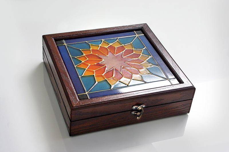 Gift Box star