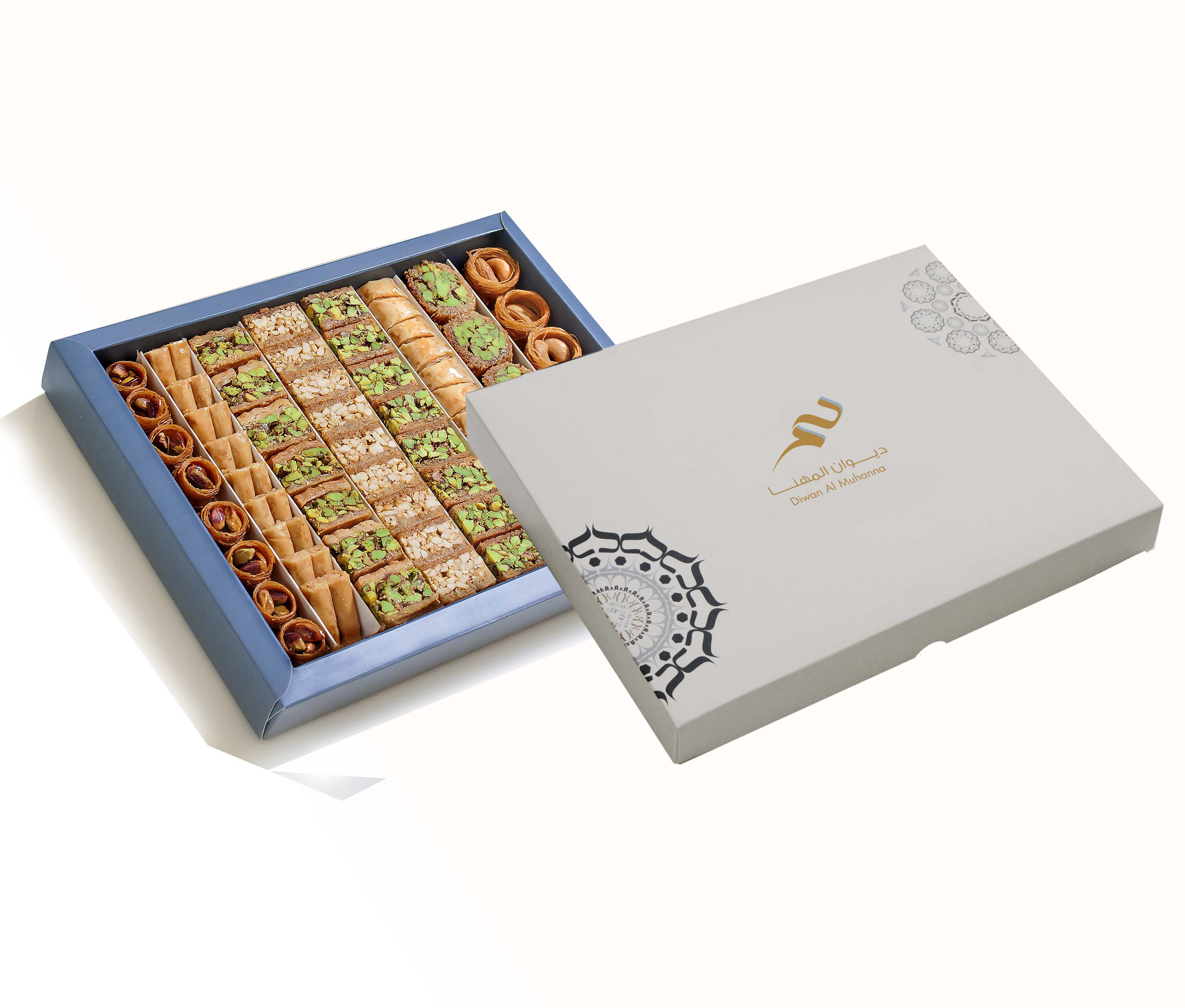 DM Assorted Baklava 1000g