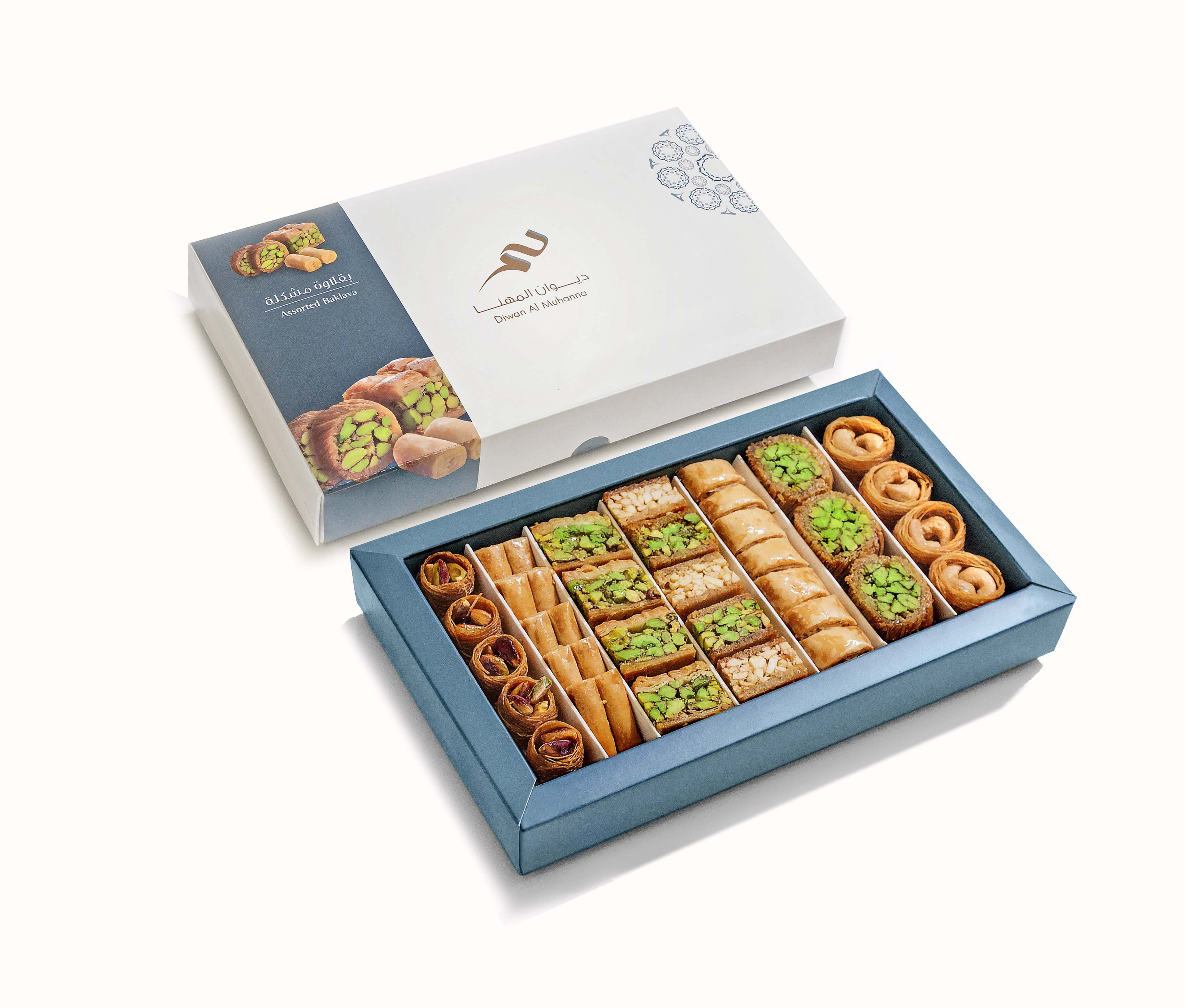 DM Assorted Baklava 500g