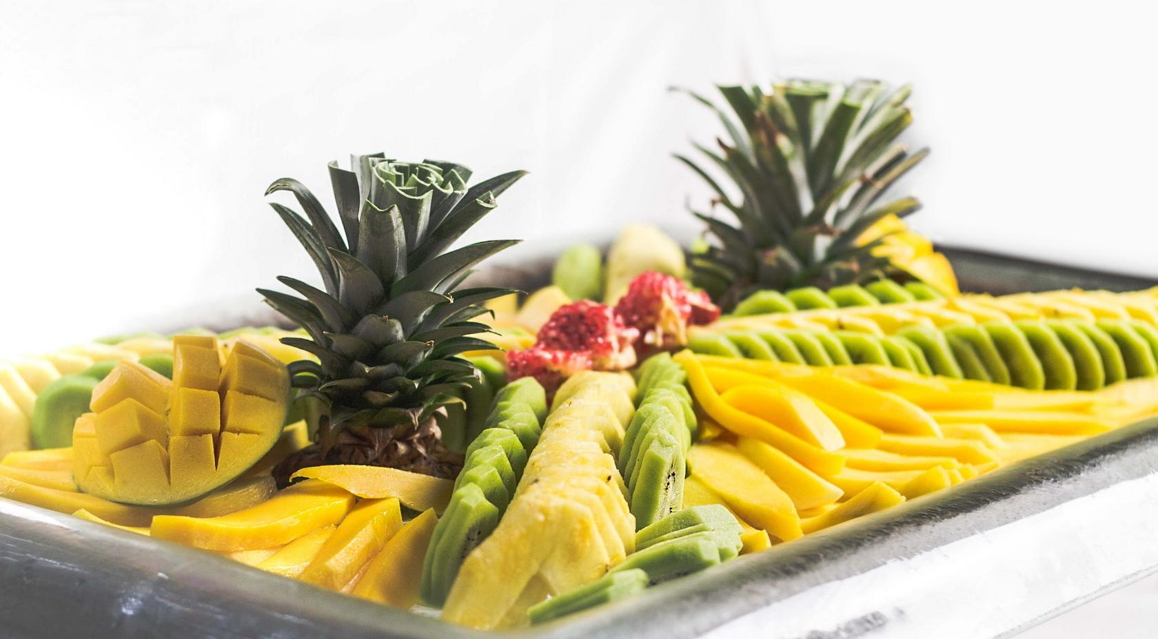 16 Exotic Fruit