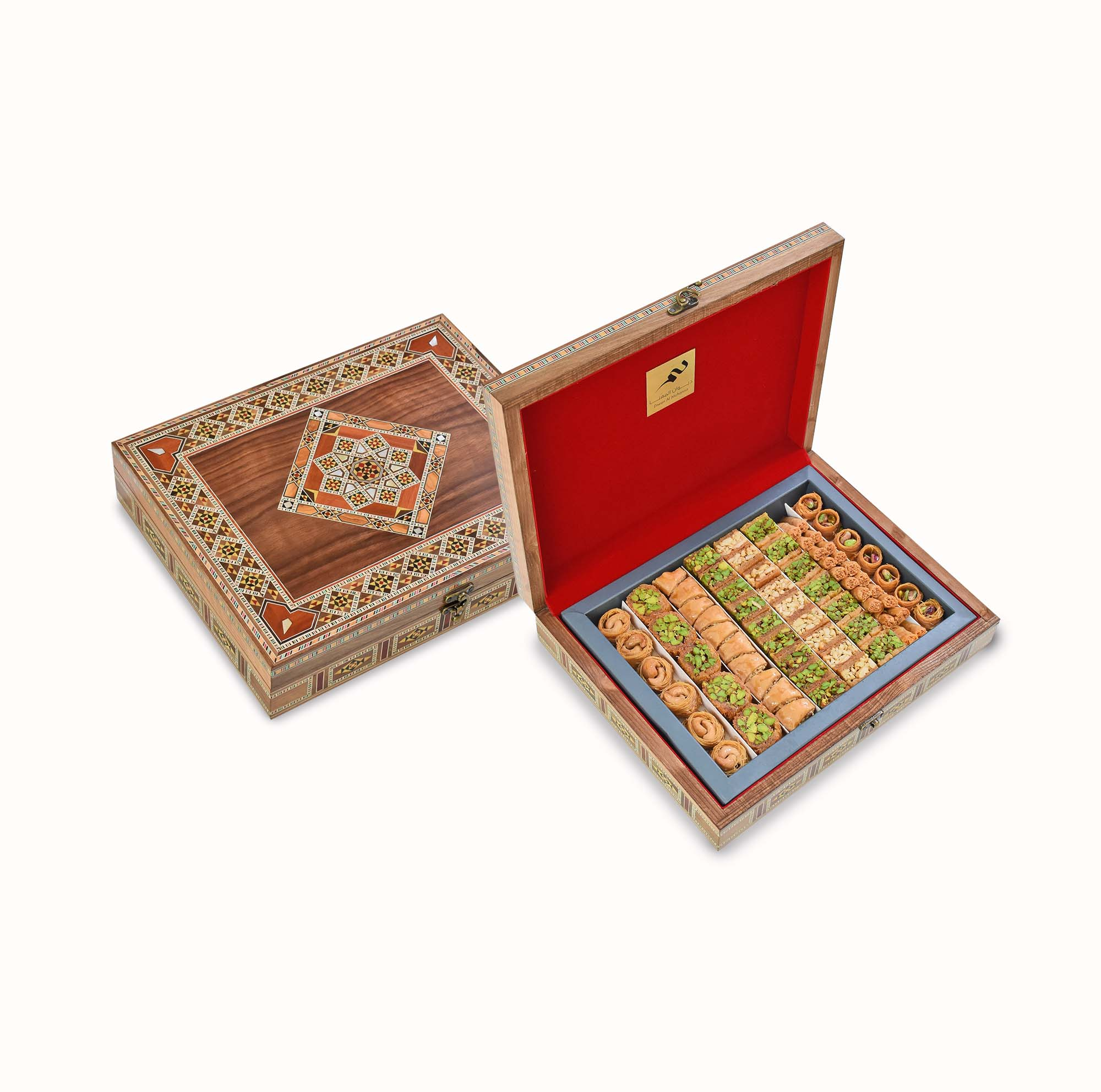 DM Mosaic Box 1000g
