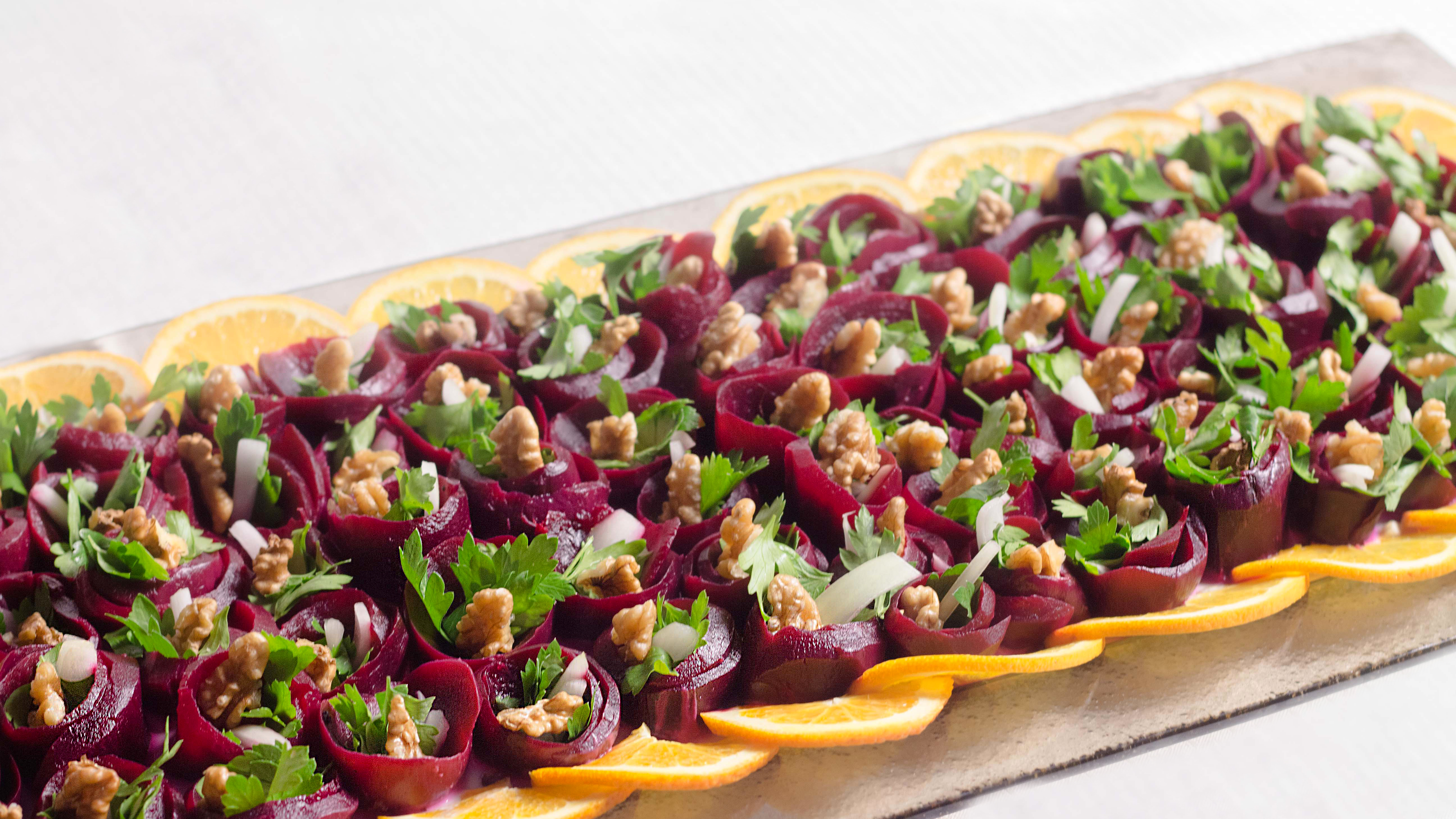 8 beetroot salad